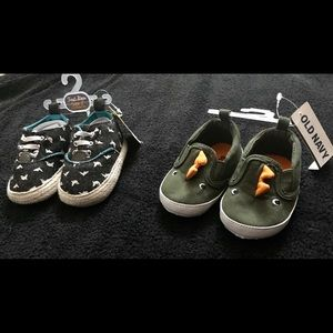 NEW!! Baby boy soft sole shoes